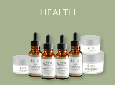 CTFO CBD HEALTH MESSAGE IN A BOTTLE PIC