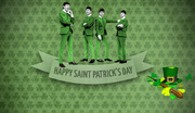 Happy St. Patrick's Day :-)