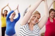 free pregnancy yoga classes - Bump and Baby Club