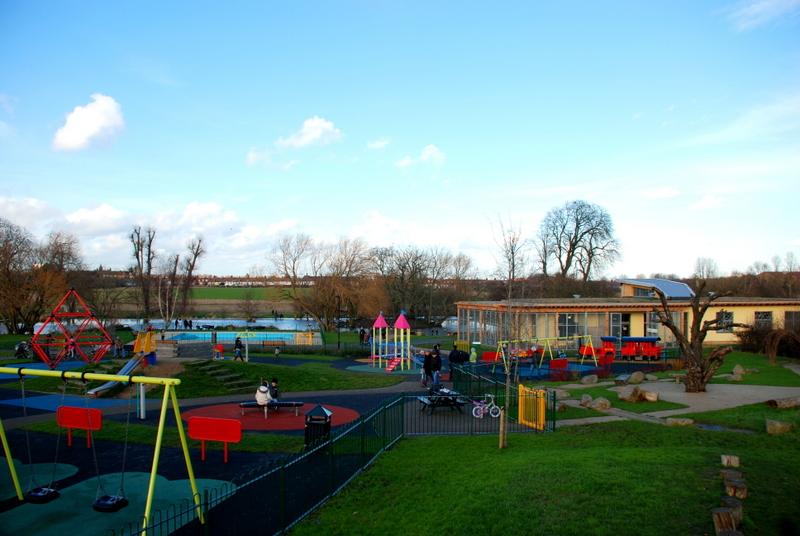 10 - playground and Hub
