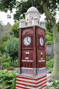 Crouch End Gingerbread Clocktower