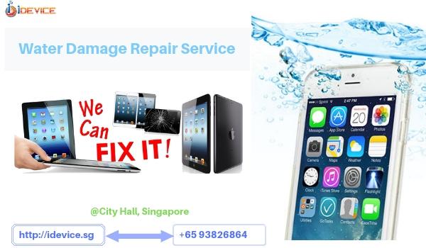 Water Damages Repair Singapore