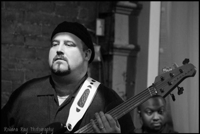 Micah Terry / Kyle Ivy / Hot Sauce Band