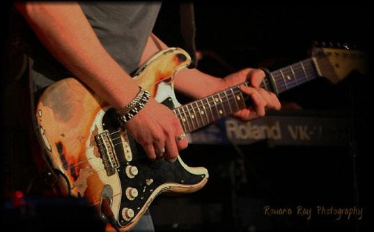 Casey James guitar