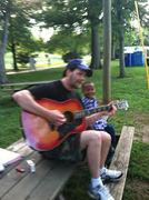 The Snares guitar lesson Centennial Park