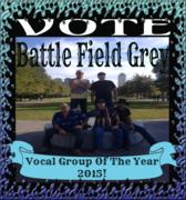 award show Promotions Battle Field Grey  2015