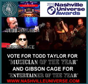 VOTE GIBSON TODD