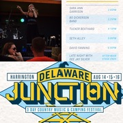 Opened day 2 of Delaware Junction!