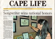Thank you Cape Life