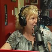 Vicki Lynn in the Studio