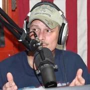 Doc Jim in the Studio