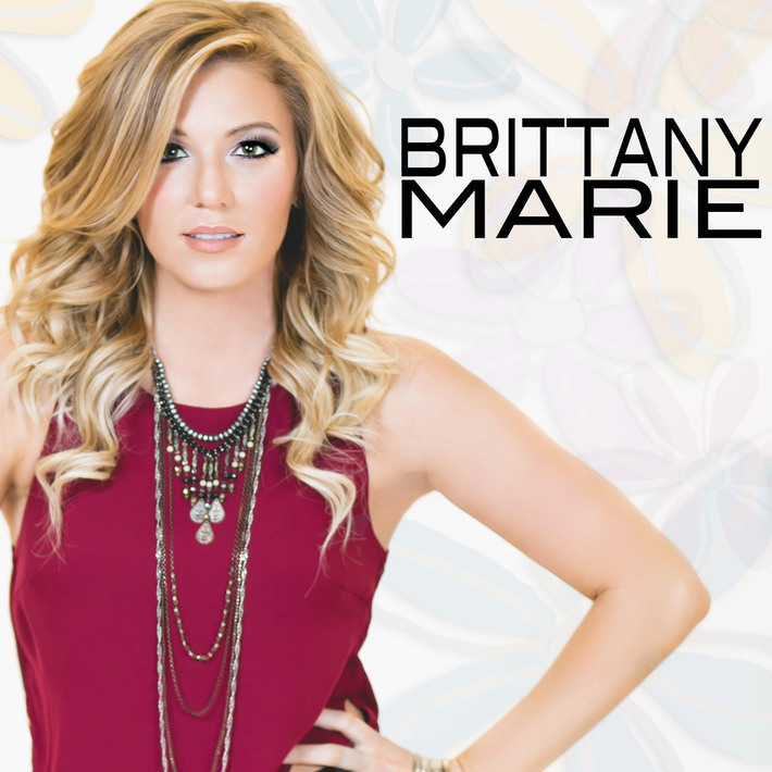 Brittany Marie EP Cover