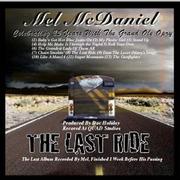 MEL MCDANIEL LAST ALBUM COVER