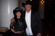With Rich MeCready He took home the Male Country Songwriting Award