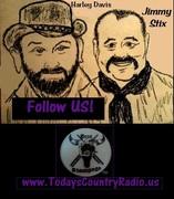 FOLLOW US--Jimmy Stix & Harley Davis