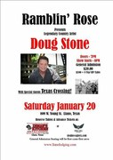doug stone with special guests: Texas Crossing