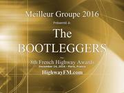 Highway FM Awards - Best french band 2016