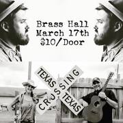 Texas Crossing opening for Bart Crow