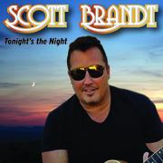 Scott Brandt Tonights the Night CD  Cover-1