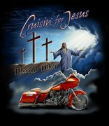 cruisin with Jesus!!