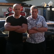 Vin Diesel and I
