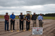 Lakeland Aero Club Groundbreaking Ceremony