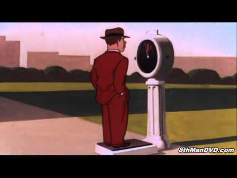 1949 Cartoon Medical Programing