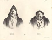 pl303 Issue N° 145 8/15/1833 Honoré Daumier