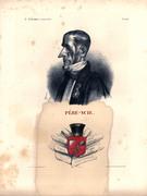 pl264 Issue N° 127 4/11/1833 Honoré Daumier