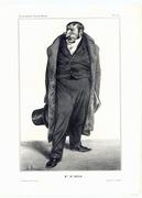 pl293 Issue N°140 7/11/1833 Honoré Daumier