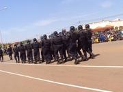 La brigade anticriminel a été de la marche de ce 11 décembre