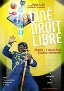 Affiche Ciné Droit Libre 2011