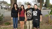 Me and my 3 kids