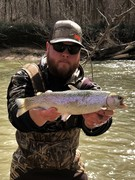 13.75'' Rainbow Trout (3-13-19)