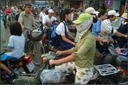 Some Call it Ho Chi Minh City but its still Saigon to Me