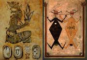 navajo and corn god