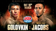 Golovkin vs Jacobs Live