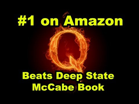Panicked Deep State - Q Awakening Beats Deep State McCabe Book w/ Dustin Nemos