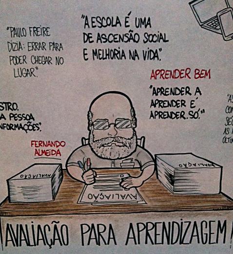 Desenho Fernando Almeida