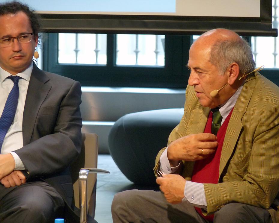 José Antonio Marina y José Saturnino Martínez