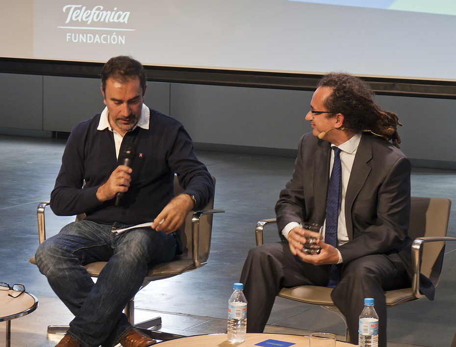 Pepe de la Peña y José Saturnino Martínez