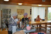 Culture Days Pulla Workshop at Finlandia Village Sudbury
