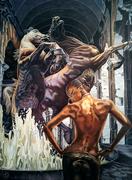 98 Sogno di Cavalli Gemälde samsung