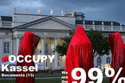occupy-kassel-documenta-we-are-the-99-manfred-kielnhofer-kili-contemporary-art-scupture-time-guards-waechter