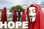occupy-kassel-hope-art-documenta-shows-guerilla-anonymous-mask-time-guards-sculpture-kili-manfred-kielnhofer
