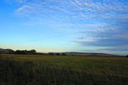 Evening around Lewes