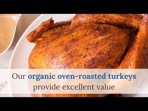 Buy Best Frozen Turkey Online | Call us 2095324950 | diestelturkey.com