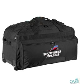 Southwest Promotional Travel Bag With Logo