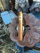 Fuente Casa Cuba Doble Tres for SOtM on a sunny and frosty morning.