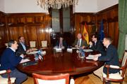 Reunión con el subsecretario del Magrama el 9 de marzo de 2015